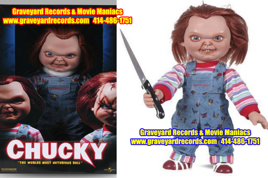 "14"" Chucky (Good Guy Version) Sideshow Toys"